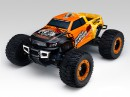 Автомобиль Thunder Tiger MTA-4 Sledge Hammer S50. Nitro PRO Monster Truck 1/8 558 мм 4WD 2.4GHz RTR Orange
