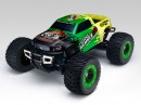 Автомобиль Thunder Tiger MTA-4 Sledge Hammer S50. Nitro PRO Monster Truck 1:8 558 мм 4WD 2.4GHz RTR Green