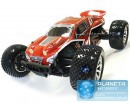 Трагги Thunder Tiger ST-1 Stadium Track .28 Nitro PRO 1:8 485 мм 4WD 2.4GHz RTR (Red/Black)