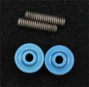 Team Associated Factory Team Battery Strap Thumbscrews (ASC1787)