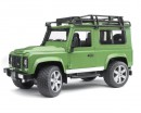 Джип Bruder Land Rover Defender с прицепом М1:16