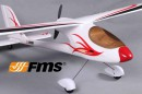 Планер FMS Red Dragonfly 2.4GHz RTF  (900 мм) (FMS064)