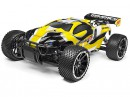 Автомобиль HPI Maverick Blackout ST 4WD 1:5 GP Monster GAS (Yellow RTR Version)