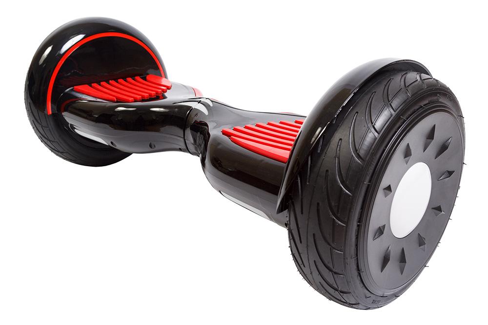 Гироскутер SmartYou SX10Pro (черный с красным)