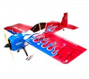 Самолет Precision Aerobatics Addiction X 1270мм 3D KIT красный