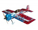 Самолёт Precision Aerobatics Addiction XL 1500мм KIT (красный)