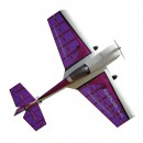 Самолет Precision Aerobatics Katana Mini 1020мм 3D KIT фиолетовый