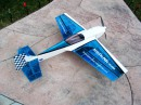 Самолет Precision Aerobatics Katana Mini 1020мм 3D KIT синий