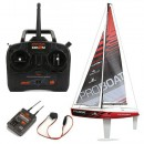 Парусная яхта Pro Boat Ragazza 1M 2300 мм Spektrum DX2M 2.4GHz RTR (PRB07000)