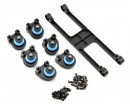 DJI S800 Vibration damping kit