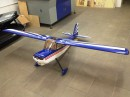 Самолёт Goldwingrc 30сс Bellanca Decathlon-B, 2300mm (Bellanca Decathlon 30CC-B)