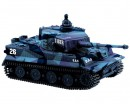Танк Great Wall Toys German Tiger 1:72 RTR (Blue Camo)