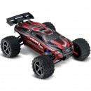 Монстр Traxxas E-Revo VXL TSM 1:16 4WD Brushless RTR (71076-3 Red)