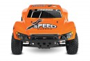 Автомобиль Traxxas Nitro Slash 1:10 2WD TSM RTR TRA44056-3 Orange