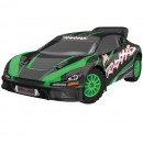 Ралли Traxxas Rally Racer VXL TSM Brushless 1:10 4WD RTR (74076-3 Green)