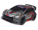 Автомобиль Traxxas Scale Ford Fiesta ST Rally 1:10 RTR 534 мм 4WD 2.4 ГГц (74054-4)