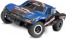 Шорт корс Traxxas Slash 4x4 Ultimate PRO 1:10 RTR 568 мм 4WD TSM OBA WiFi 2,4 ГГц (68077-24 Blue)
