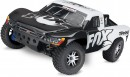Шорт корс Traxxas Slash 4x4 Ultimate PRO 1:10 RTR 568 мм 4WD TSM OBA WiFi 2,4 ГГц (68077-24 Black-White)