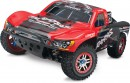 Шорт корс Traxxas Slash 4x4 Ultimate PRO 1:10 RTR 568 мм 4WD TSM OBA WiFi 2,4 ГГц (68077-24 Red)