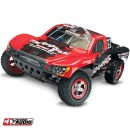 Шорт корс Traxxas Slash 1:10 OBA 2WD Brushed RTR Red