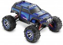Монстр Traxxas Summit VXL Brushless 1:16 RTR 320 мм 4WD TSM 2,4 ГГц (синий)