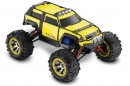 Монстр Traxxas Summit VXL Brushless 1:16 RTR 320 мм 4WD TSM 2,4 ГГц (желтый)