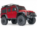 Автомобиль Traxxas TRX-4 Scale and Trail Crawler 1:10 RTR 586 мм 4WD 2,4 ГГц (82056-4 RED)