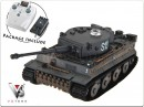 Танк для боя VSTANK X 1:72 RC TANK GERMAN TIGER I (S13) ID2