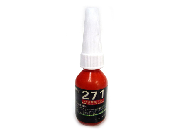 himoto Резьбовой герметик (фиксатор резьбы) 271, красный, 10гр. (Himoto, 10093)