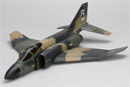 Самолёт Ducted Fan JET F-4 PHANTOM DF55 (Kyosho, 10283B)