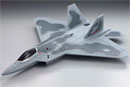 Самолёт Ducted Fan F-22 RAPTOR DF55 PIP, электро (Kyosho, 10284B)