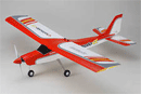 Самолет Kyosho Calmato Alpha 40 Trainer EP/GP Red (11231RB)