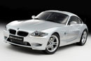 1:18 BMW Z4M COUPE / SILVER (Kyosho, DC08583S)