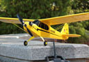 Самолёт PIPER J-3 CUB VE29 RTF 2,4Ghz, 700мм (Kyosho, 10931RSB)