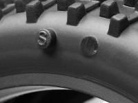 Комплект шин HPI Racing 1:8, Trecker Tyre, S compound, 2 шт