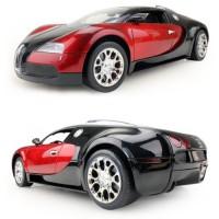 Машина Meizhi Bugatti Veyron 1:14 (красный)