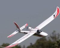 Планер TOP-RC Sky Surfer 1400 мм (красный) RTF с симулятором