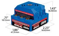 Регулятор Traxxas Castle MXL-6s Brushless влагозащита (3377)