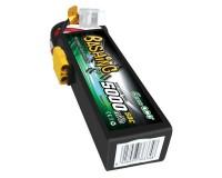 Аккумулятор Gens Ace LiPo 14,8В 5000мАч 4S 50C XT90 (B-50C-5000-4S1P-Bashing)
