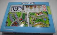 Управляемый пазл Amewi Puzzle Pilot Полицейский патруль