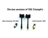 Антенны TBS Triumph SMA (RHCP) комплект 2 шт.