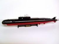 Сборная модель Звезда атомная подводная лодка «Курск» 1:350 (подарочный набор)