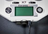 Аппаратура управления FrSky Taranis Q X7 (белая)