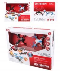 Комплект коптеров Attop YD-822 для воздушного боя 2шт