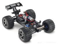 Трагги Traxxas E-Revo 1:10 RTR 582 мм 4WD 2,4 ГГц со стабилизацией TSM (56036-4 Blue)