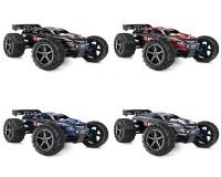 Автомобиль Traxxas E-Revo Monster 1:10 RTR 582 мм 4WD 2,4 ГГц со стабилизацией TSM (56036-4 Silver)
