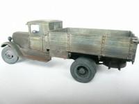 Сборная модель Звезда грузовик «ЗиС-5В» 1:35 (подарочный набор)