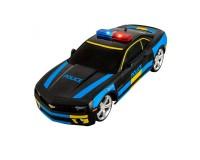 Автомодель Maisto Chevrolet Camaro SS RS (Police) чёрный (свет. и звук) 1:24