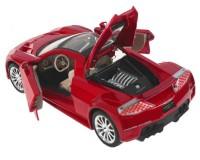 Коллекционный автомобиль Maisto Chrysler ME Four Twelve Concept 1:24 (красный металлик)
