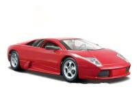 Коллекционный автомобиль Maisto Lamborghini Murcielago 1:24 (красный металлик)